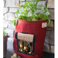 China Vegetable / Flowers Potato Grow Bag Garden Plant Trellis Stylish Appearance on sale