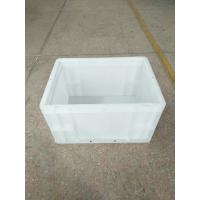 Wholesale 15kg Loading Capacity Virgin Polyethylene Euro Containers 400*300 mm Conveyor Light Storage from china suppliers