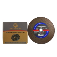 Wholesale Grassland Petrol Saws Metal 300mm Abrasive Cut Off Wheel from china suppliers