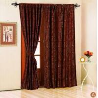 Wholesale silk Jacquard curtain,wool Jacquard,Jacquard curtain,douppion silk curtain, polyester Jacquard curta from china suppliers