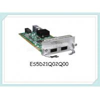 Wholesale ES5D21Q02Q00 Huawei SFP Module 2 Port 40 Gig QSFP+ Rear Interface Card from china suppliers