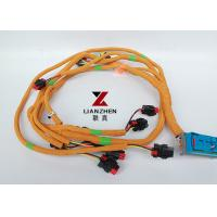 Wholesale C6.4 Excavator Wiring Harness , 320D Caterpillar Engine Parts 296-4617 E320D from china suppliers