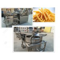 China Banana Chips Oil Removing Machine|Green Peas Deoiling Machine Price|Factory French Fries Deoiling Machine for Sale on sale