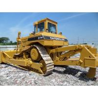 Used Second-hand CAT Caterpillar D7H Bull dozer With Ripper for sale