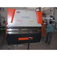Wholesale Metal Frame Cnc Sheet Metal Brake Machine 125 Ton 2500mm/3200mm/4000mm from china suppliers