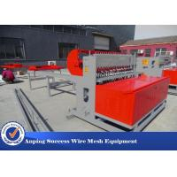 Buy cheap Automatica Wire Mesh Fence Making Machine Of Produce Line For 3-6mm from wholesalers
