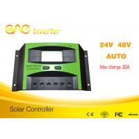 Wholesale solar-charge-controller 30A 24V 48V from china suppliers