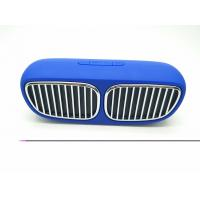 Wholesale High Quality Outdoors BMW Portable Mini Bluetooth Speaker with FM/USB/TF card from china suppliers