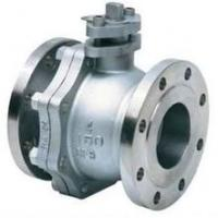 Best Electric / Pneumatic Operated DN150 WCB Cast Steel Ball Valve With Handle 150LB wholesale