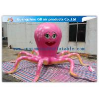 Wholesale Versatile Giant Inflatable Cartoon Characters Blow Up Octopus Or Squid from china suppliers