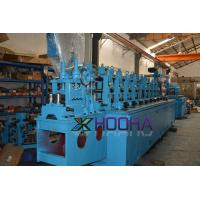 China Industrial Carbon Steel Pipe Making Machine Big Capacity 20-80M / Min for sale