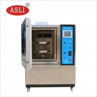 China Plastic Hot Air Exposure Test Ventilation Aging Test Chamber For Thermal Endurance Test on sale