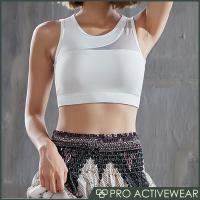 China Best Selling New design fashion black sport bra high impact sports bra on sale
