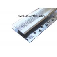 Wholesale Flat Type Aluminium Ceramic Tile Or Laminate Floor To Carpet Transition Strip from china suppliers