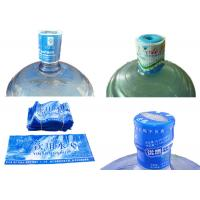 Wholesale 5 Gallon Water Bottle Neck Seal Shrink Sleeve With Custom Printing from china suppliers