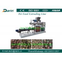 Best Automatic Food Extruder Machine High - Tech 150kg/hour For Dry Pet Food wholesale
