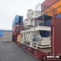China PCL Series VSI Crusher Sand Making Machine in Plant Process for 80-140t / h on sale