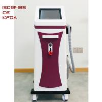 China 808nm Laser Hair Removal Equipment , Hair Laser Machine Macro Channel Laser Bar on sale