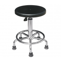 Wholesale 10e8 Surface Resistance 132cm Height Anti Static ESD Stools from china suppliers