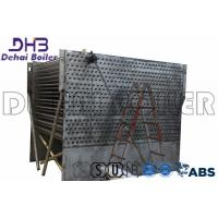 China Waste Extract Gas Air Heat Exchanger , Steam Coil Air Heater 2 Pass Design for sale