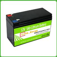Rechargeable Deep Cycle Lithium Storage Battery Solar Use 12V 5Ah for Solar Power System