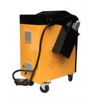Wholesale Oxide Removal 120W Fiber Laser Cleaning Machine Mold Cleaning Surface Preparation from china suppliers