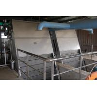 Wholesale Wastewater treatment screening , Stair  Wastewater Bar Screen for Meat industry from china suppliers