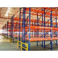 Best Smaco Adjustable Hot Sell Heavy Duty Warehouse Storage Metal Shelves  Systems wholesale