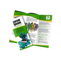 Color Booklet Printing Service, Brochure Printing