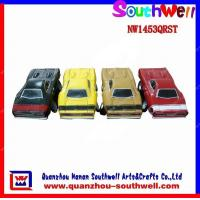 Wholesale polyresin car statues from china suppliers