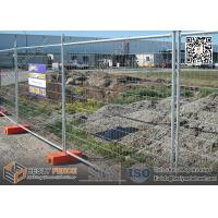 China Australia AS4687-2007 2100mmX2400mm Tempoary Fencing Panels with Plastic Feet | China TempFence Exporter on sale