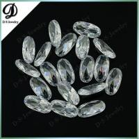 factory price oval cut loose Crystal Beads For Jewelry for sale