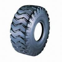 Wholesale Bias Off-road Tire, Available in 29.5-25-32, 29.5-25-28, 26.5-25-28, 26.5-25-24, 23.5-25-24 from china suppliers