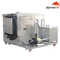 China 1800W Large Voume Ultrasonic Cleaning Machine 28/40KHz For Medical Instruments on sale