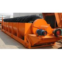 Wholesale gravity selection spiral classifier for hematite ore beneficiation from china suppliers