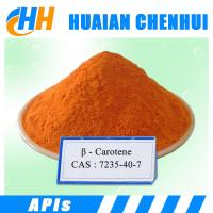 Wholesale Natural Organic Food Grade Beta Carotene / Skin caring and cosmetic using Natural beta carotene from china suppliers