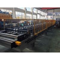Best 5.5KW Roofing Sheet Roll Forming Machine With 40GP Container 5 Tons wholesale