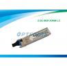 1.25G Bi - Di SFP Optical Transceiver 20km Simplex LC Connector RoHS for sale