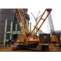 Wholesale Knuckle Boom Length 81m Hydraulic heavy lifting cranes 150ton XGC150 from china suppliers