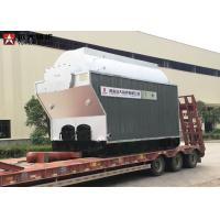 Wholesale Travelling Chain Grate Steam Tube Boiler 4 Ton Wood Chips Boiler Steam Output from china suppliers