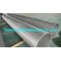 Best Pressure Purposes EN10217-7 Stainless Steel Tubes With Automatic Arc Welding wholesale