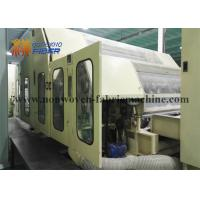 High Density Non Woven Hydrophobic Fabric Making Machine Full Automatic