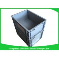 Wholesale Euro Industrial Plastic Containers , Customized Euro Plastic Storage Boxes from china suppliers