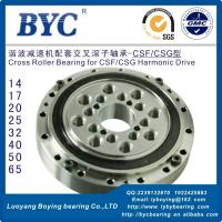 Wholesale BCSF/BCSG/BSHF/BSHG Cross Roller Bearing for Harmonic Drive Gear Reducer from china suppliers