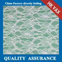Wholesale china factory wholesale 2014 Hot selling  Elegant voile lace fabric in full nylon for lady costume from china suppliers
