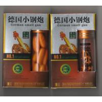 Wholesale German Small Gun Herbal Sex Enhancement Drug For Men Bigger / Thicker / Longer from china suppliers