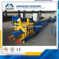 Best Galvanized Aluminum Steel Cold Roll Forming Equipment , Metal Forming Machines Long Lifespan wholesale