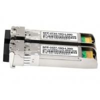 1330nm 10G SFP+ Optical Transceiver LC Connector DDM For FTTX Network for sale