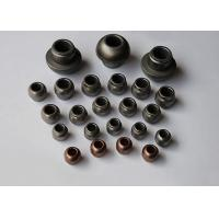 Wholesale Iron Sintered Metal Bearings / Self Lubricating Bush For Textiles Machinery from china suppliers