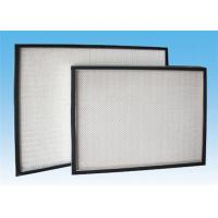 China Light Weight Household Air Filters Odor Absorbing For Ventilate System on sale